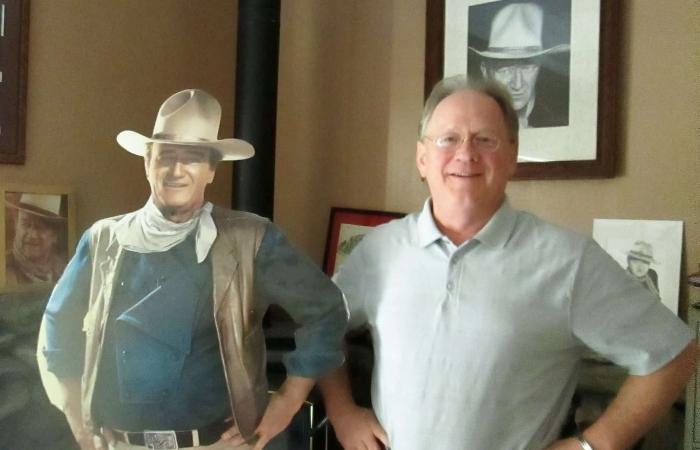 CMG AIR Mark Degenhardt Managing Partner & John Wayne Advisor